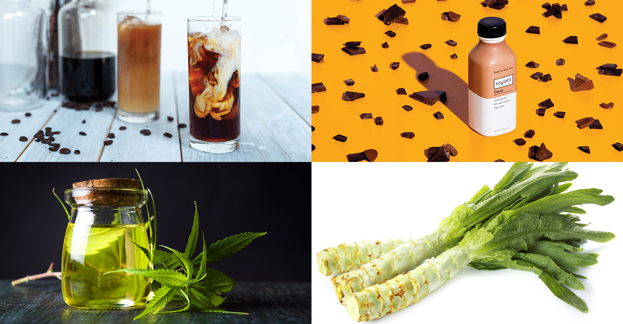 10 food trends for 2019