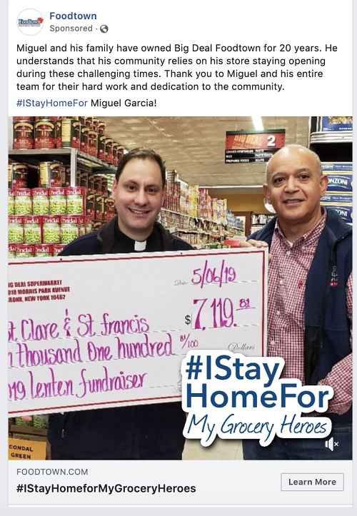 Allegiance_Retail_Services-Grocery_Heroes_campaign-Facebook_post.png