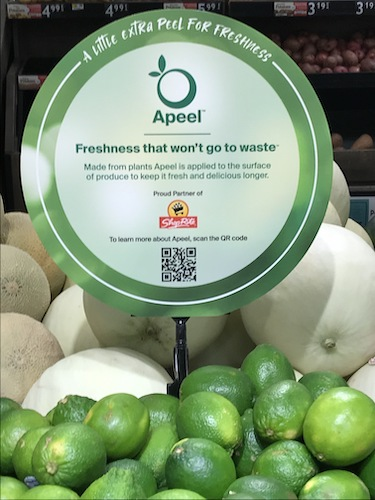 Apeel limes-ShopRite sign.jpg