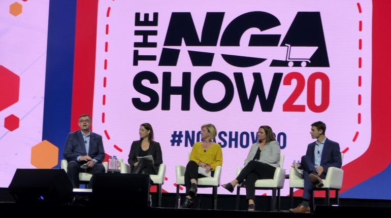 Greg Ferrara-NGA Show 2020 opening panel discussion