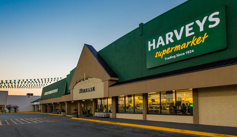 Harveys Supermarket store-Southeastern Grocers