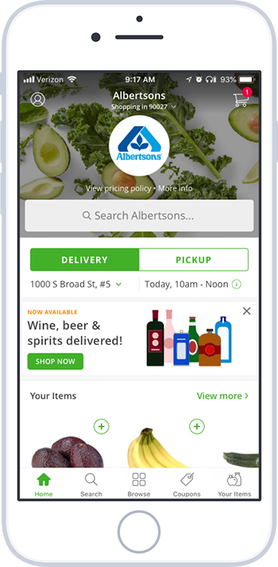 Instacart ramps up alcohol delivery | Supermarket News