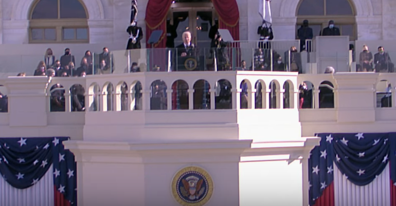 Joe Biden presidential inauguration.png