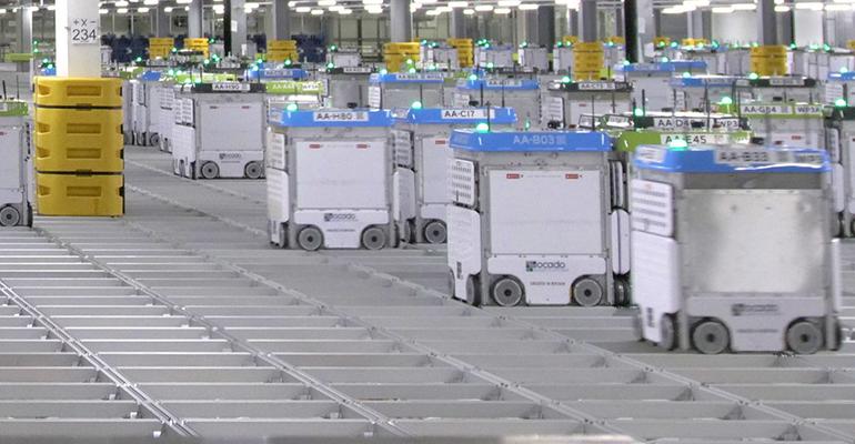 Disruptors 2019: Automation and Robotics | Supermarket News