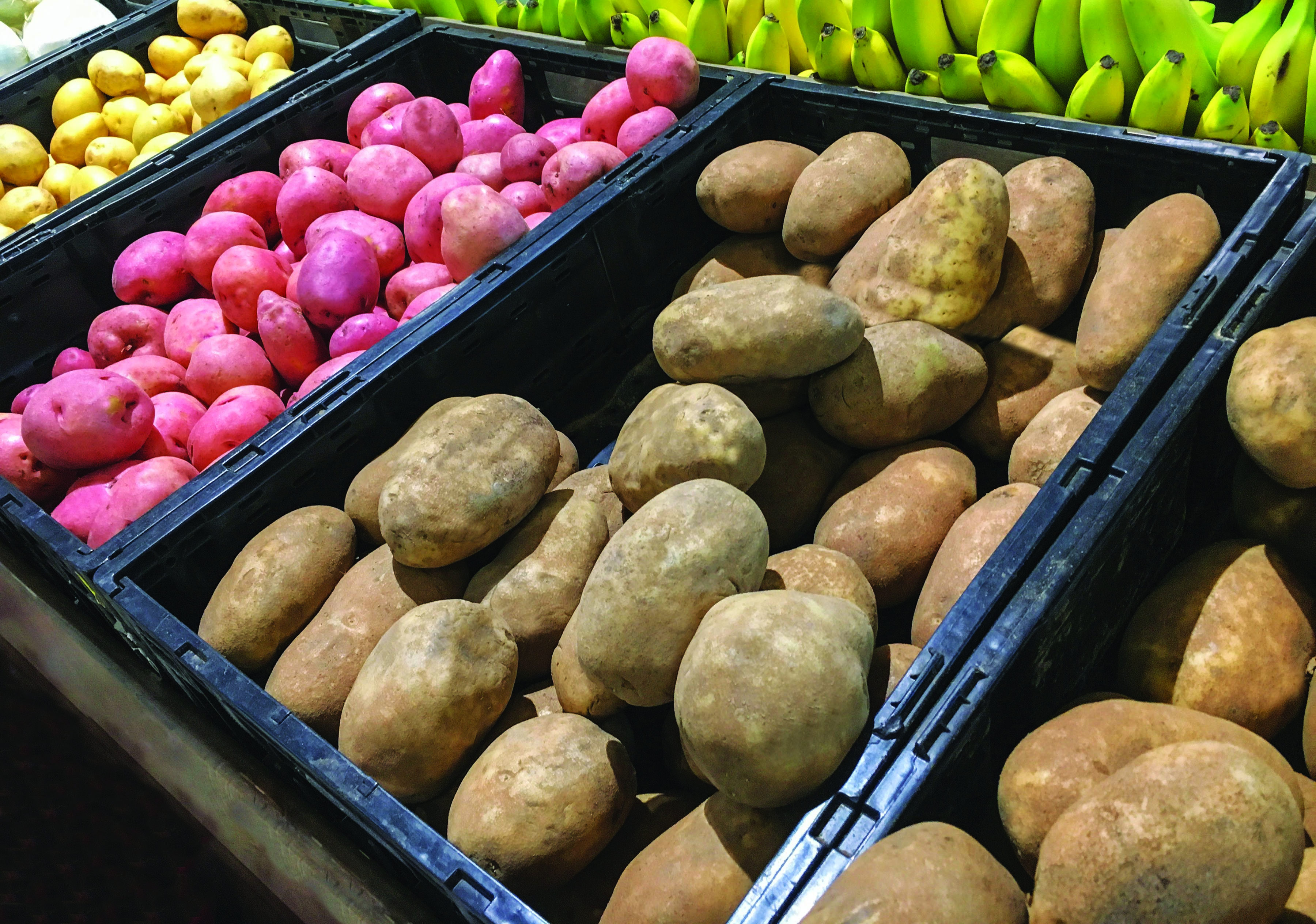 In The Produce Aisle All Eyes Are On Potatoes Supermarket News