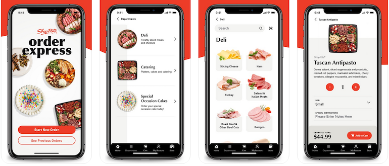 ShopRite_Order_Express_app_screens.png
