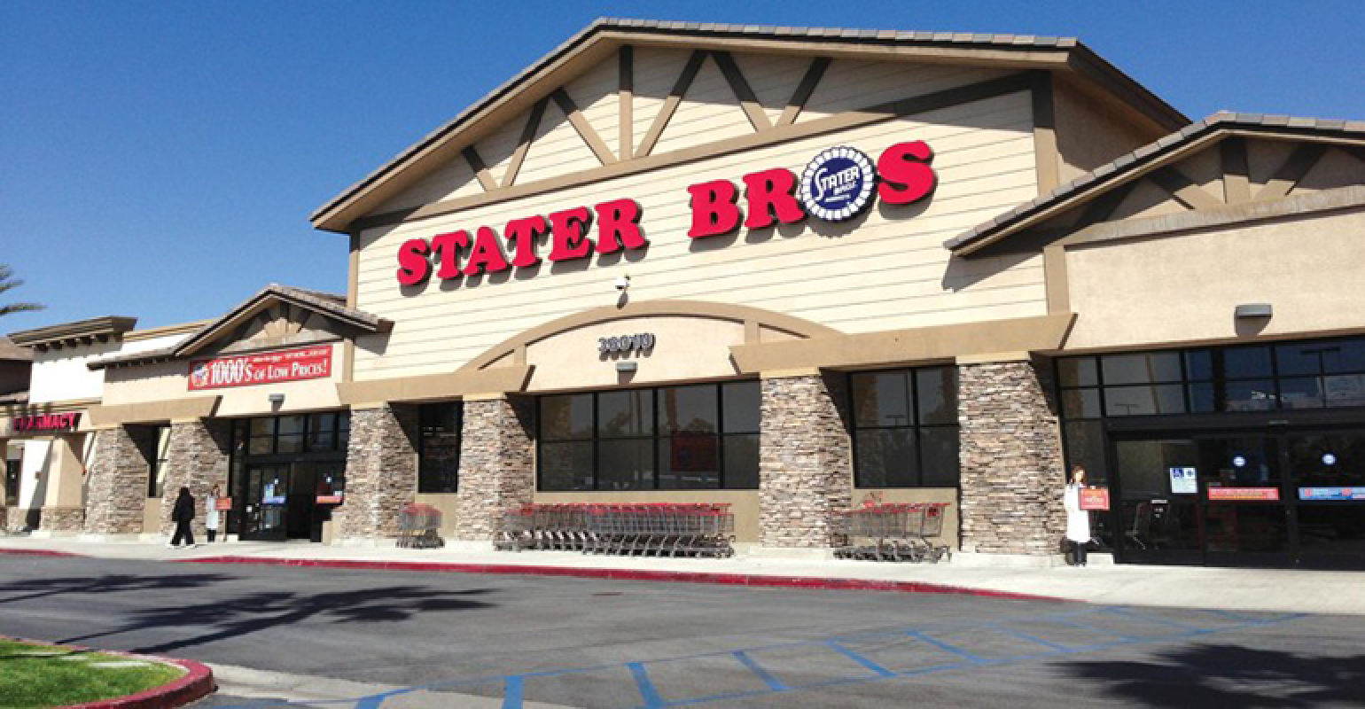 Stater Bros. store