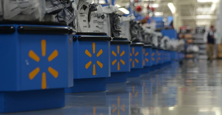 Walmart Turns In Lower Than Expected Earnings For Q4 Full Year