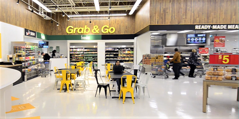 Walmart Canada debuts urban supercenter format | Supermarket
