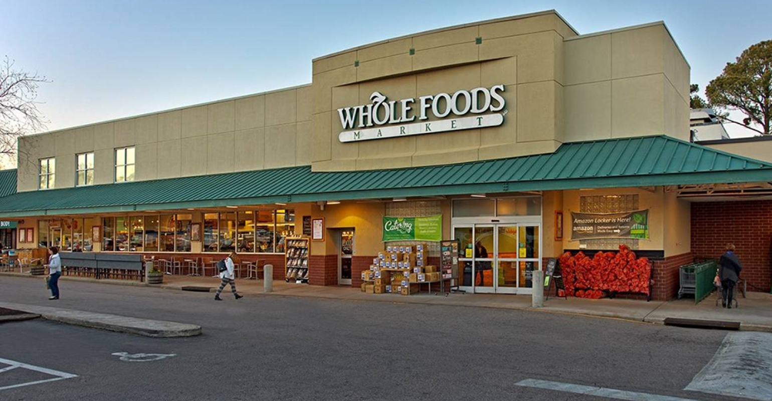 Whole Foods store_Ridgewood Shopping Center-Raleigh-NC