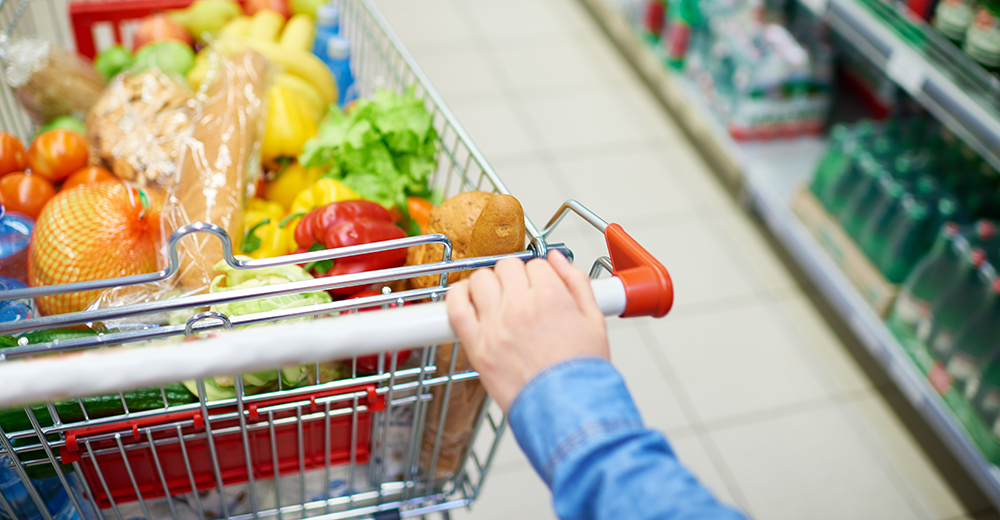 Grocery customers still prefer brick-and-mortar to online