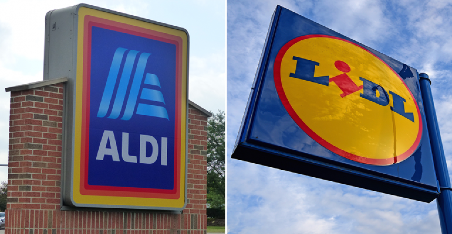 Aldi names Lidl in lawsuit against two ex-employees