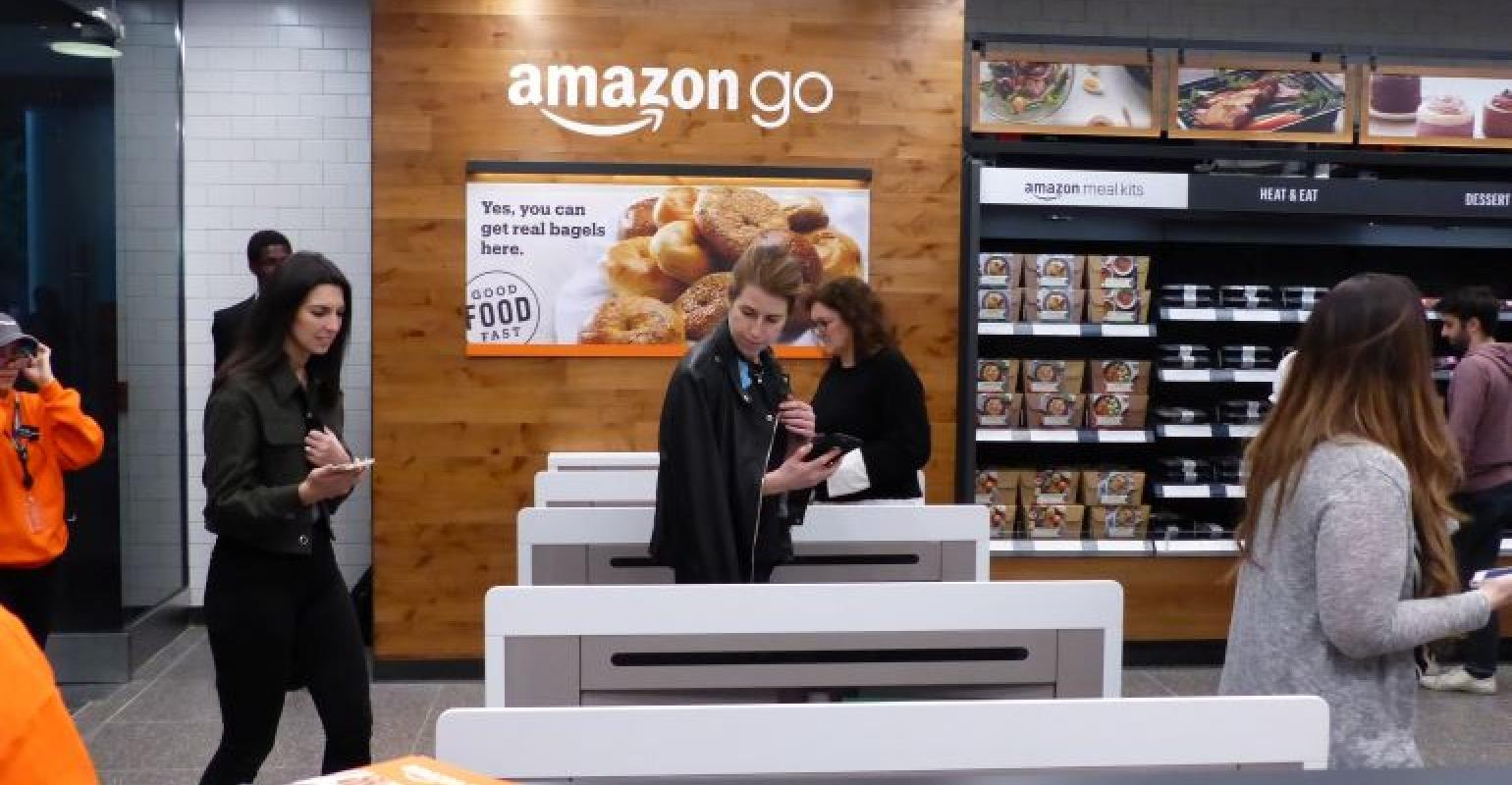 Three More Amazon Go Stores On The Way Supermarket News