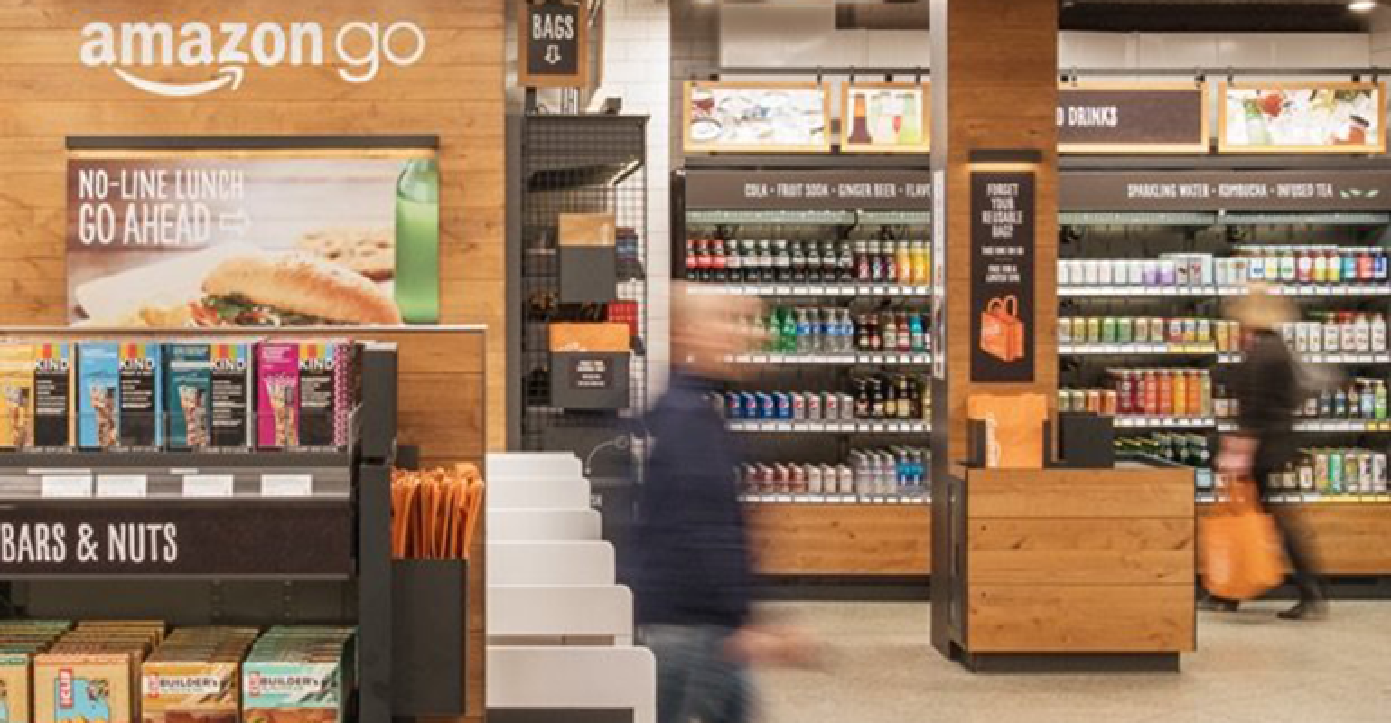 Up To 3 000 Amazon Go Stores May Be On The Way Supermarket News