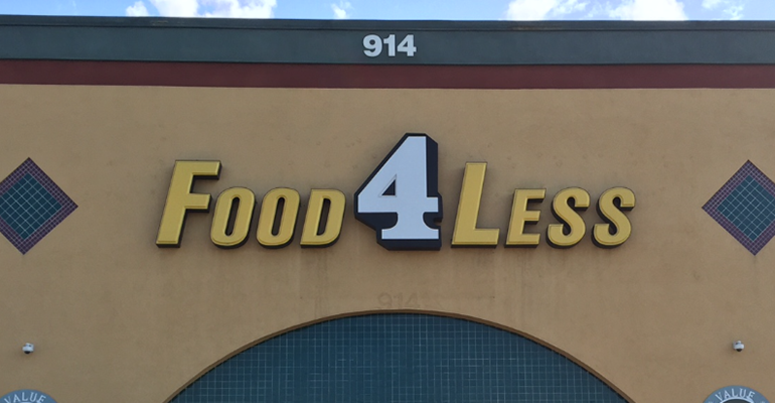 Food 4 Less goes live with Instacart delivery | Supermarket News