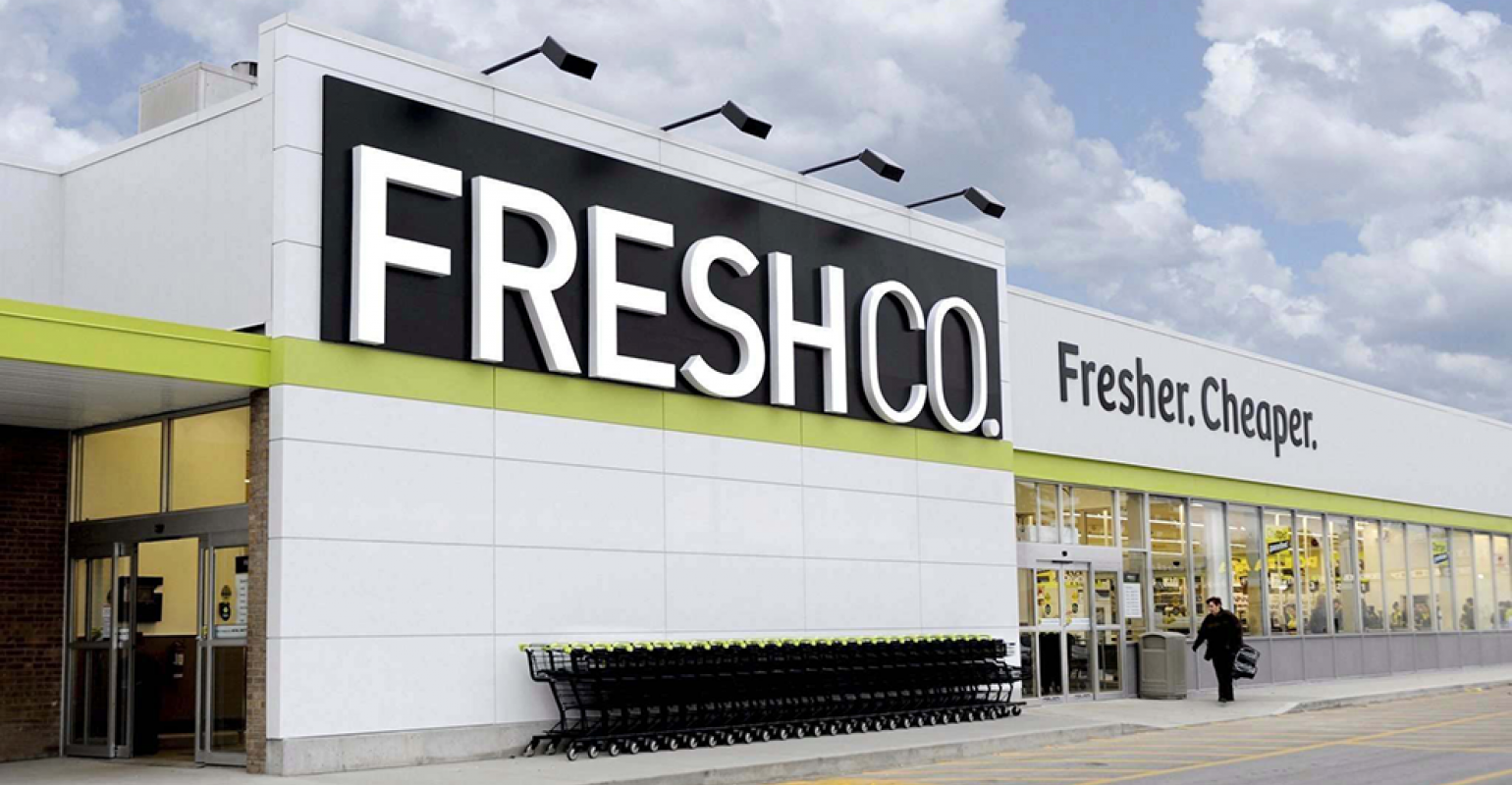 Conversion of Safeway, Sobeys stores to FreshCo on track