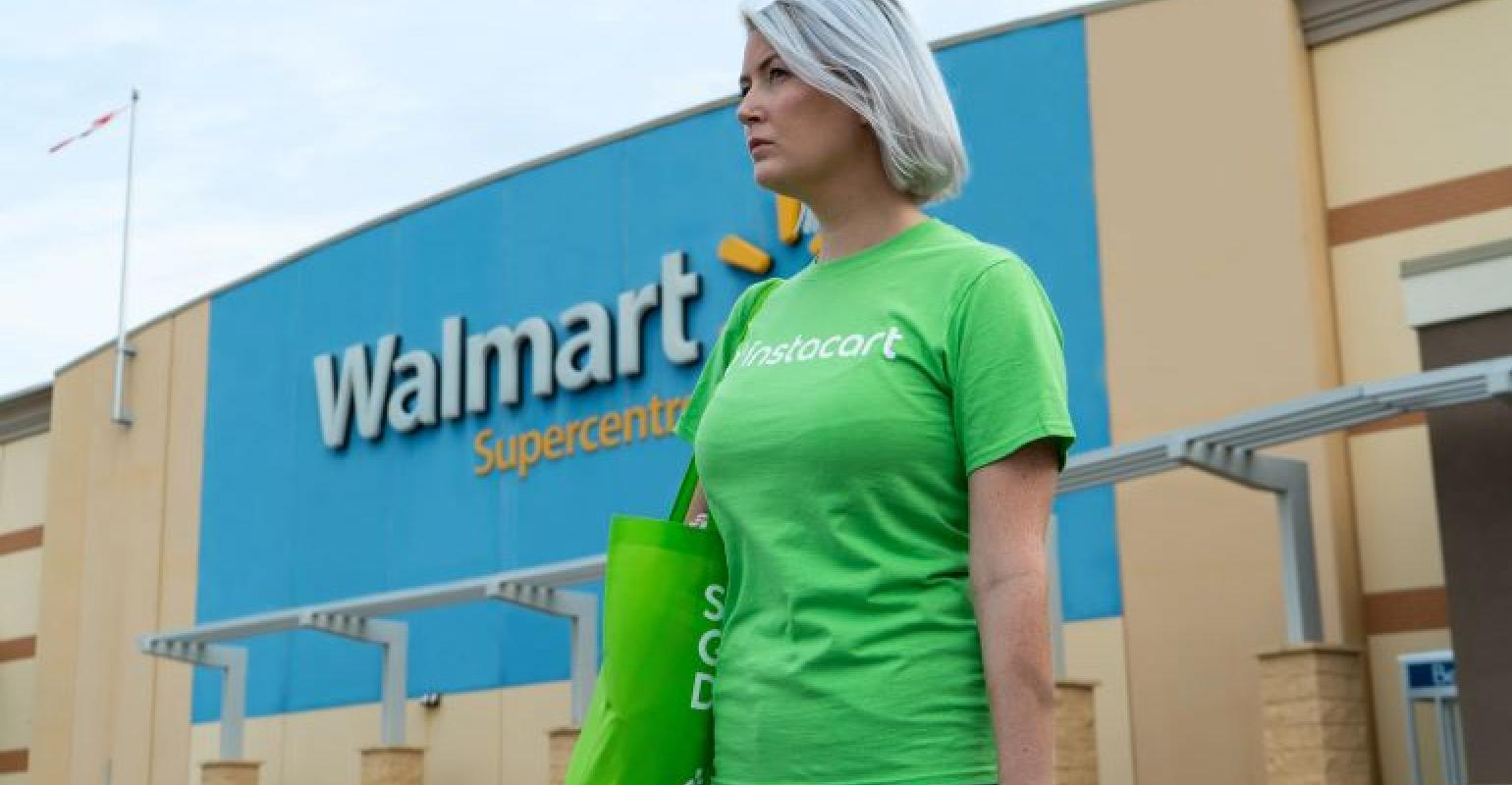 Walmart Canada goes nationwide with Instacart delivery