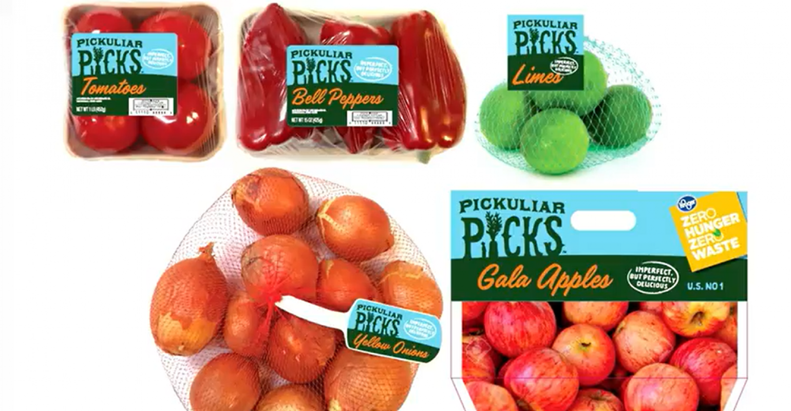 Ugly' produce brand on the way from Kroger | Supermarket News