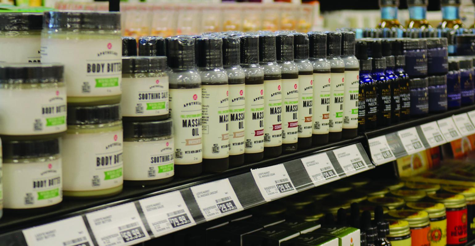 CBD sets expand at retail as category 'explodes' | Supermarket News