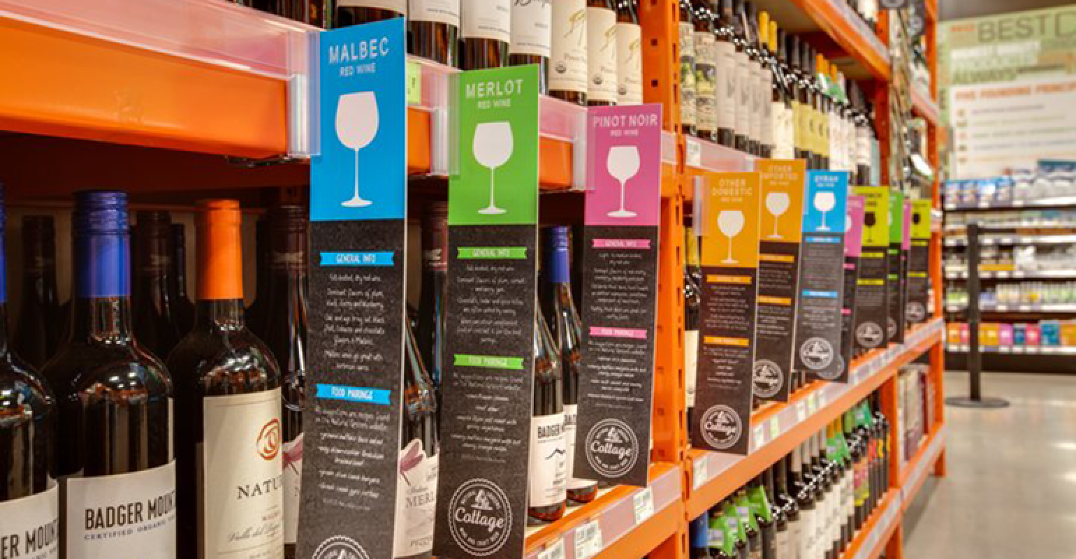 Natural Grocers expands craft beer and wine concept