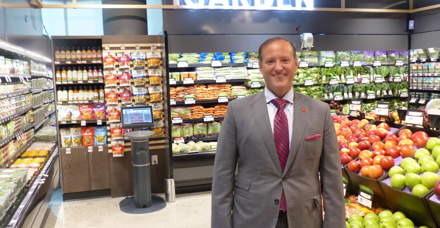 Giant Food Stores named SN Retailer of the Year
