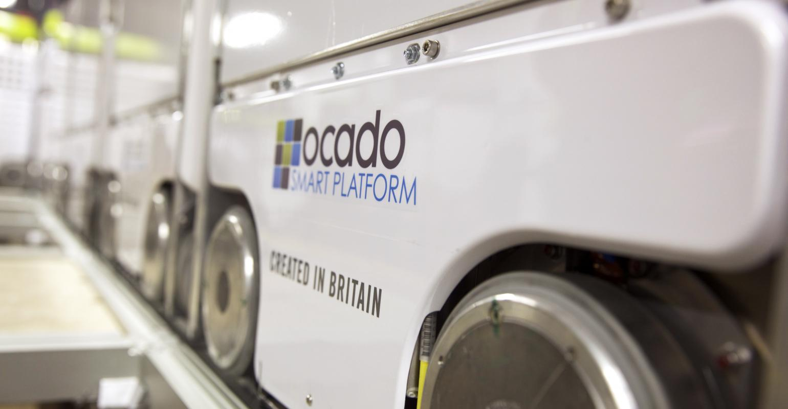 Kroger set to build second Ocado automated warehouse