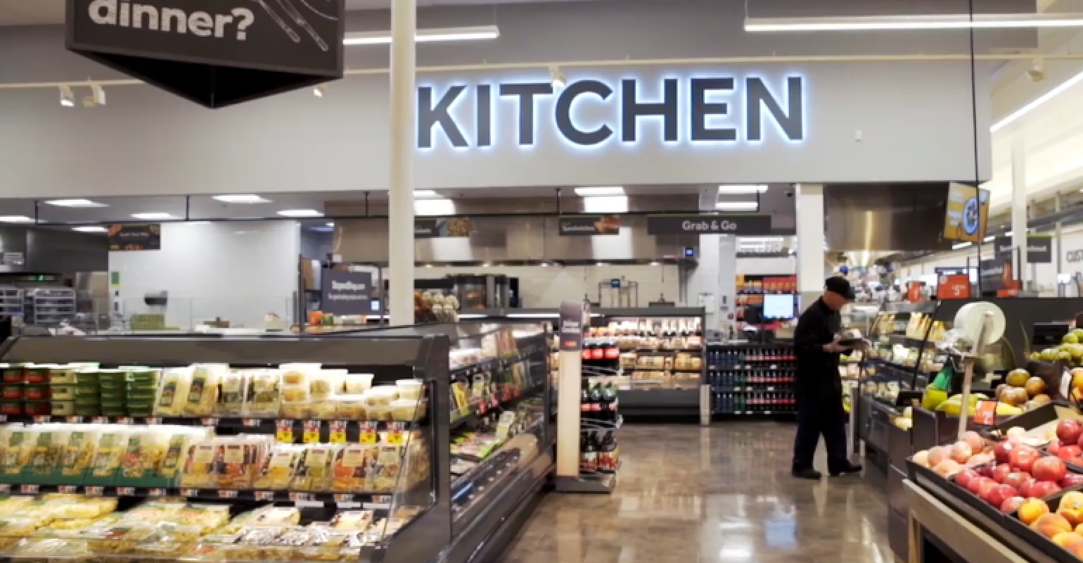 Ahold Delhaize Usa Builds Fresh Kitchen In Rhode Island