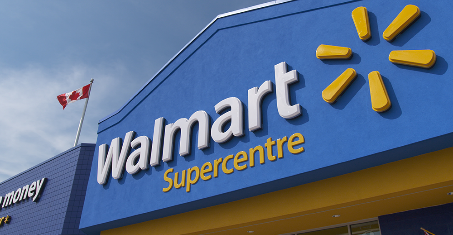 Walmart expands online grocery pickup in Canada
