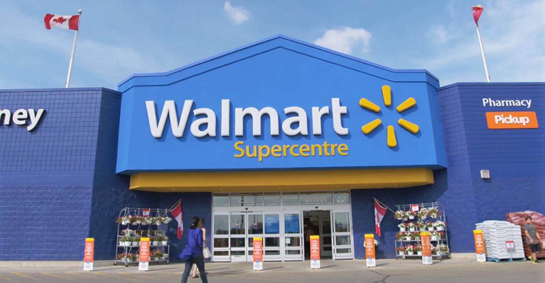 Walmart Canada supercenter exterior - 3 Cổ Phiếu Cổ Tức Sẽ Vững Như Núi Nếu Thị Trường Sụp Đổ Lần Nữa