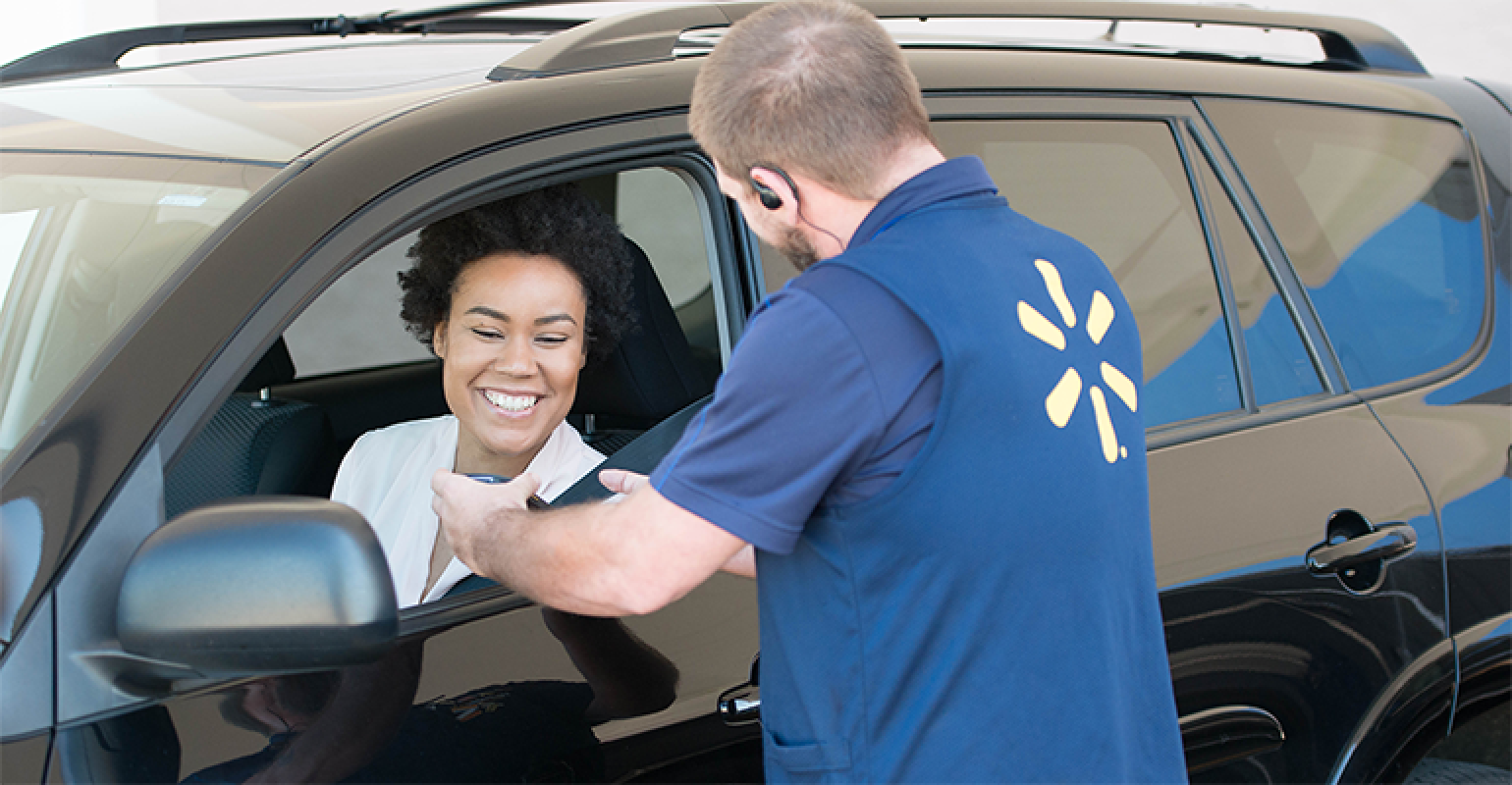 Walmart makes point with pickup | Supermarket News