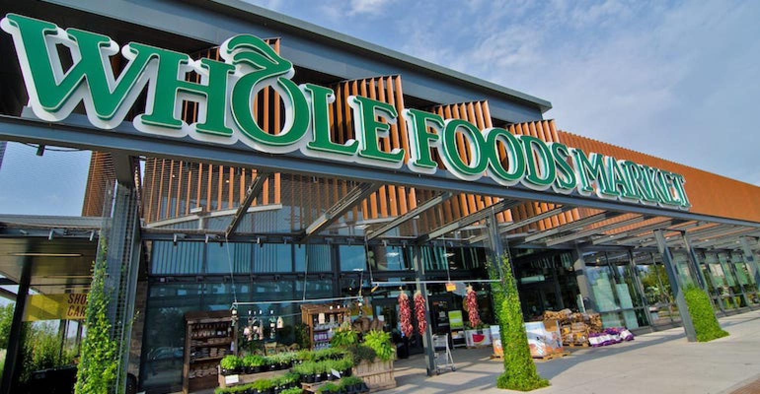 It's a 'Go' for Amazon's Just Walk Out at Whole Foods