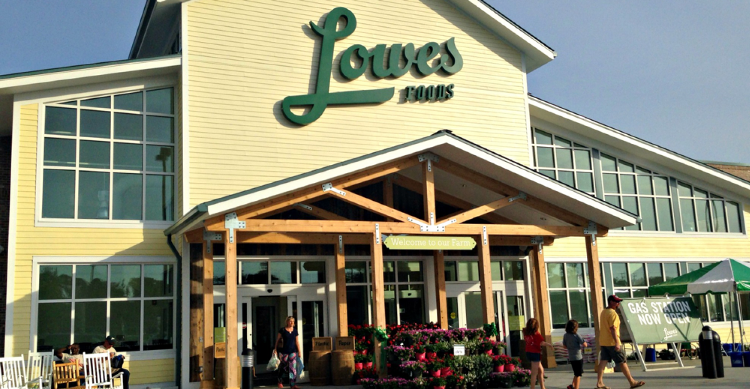 Lowes Foods extends home delivery reach with Shipt