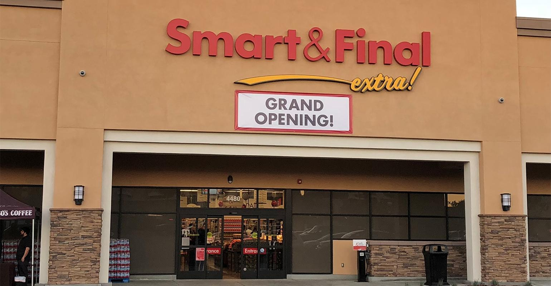 Smart N Final Near Me >> Smart Final Agrees To 1 12 Billion Buyout Supermarket News