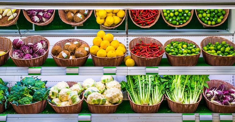9. Fruits and vegetables driving organic sales to record heights