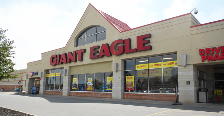 3. Giant Eagle launches Scan Pay & Go service