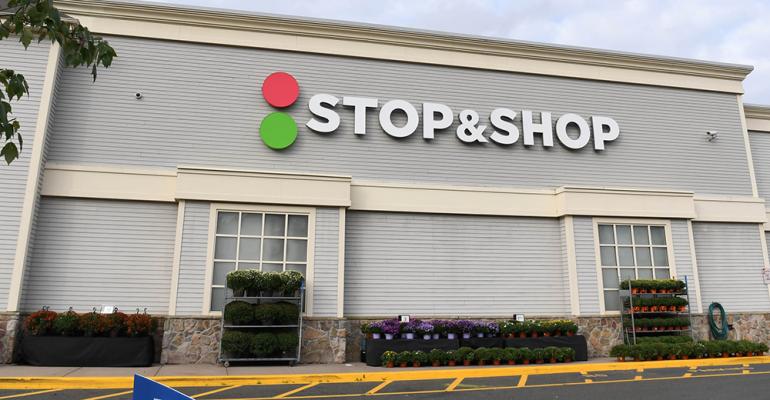 3. Stop & Shop unveils new look