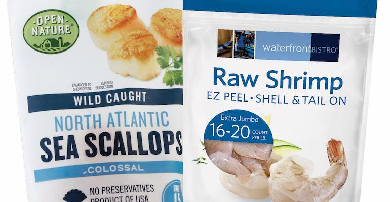 Albertsons sustainable sourced seafood-Responsible Choice logo