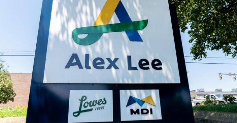 Alex Lee headquarters sign