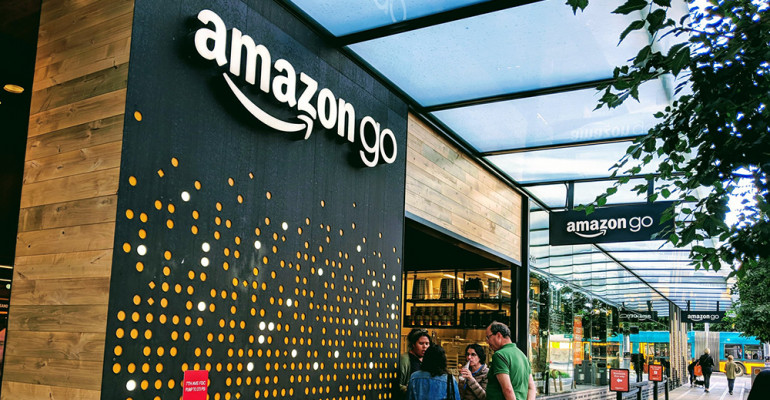 80e11506fdd4 What Amazon s brick-and-mortar disruption could look like. The company s  strategy extends well beyond Whole Foods into cashierless ...