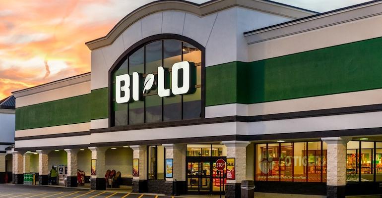 Bi-Lo store exterior