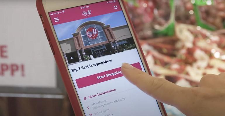Big Y Foods mobile checkout-FutureProof Retail app.jpg