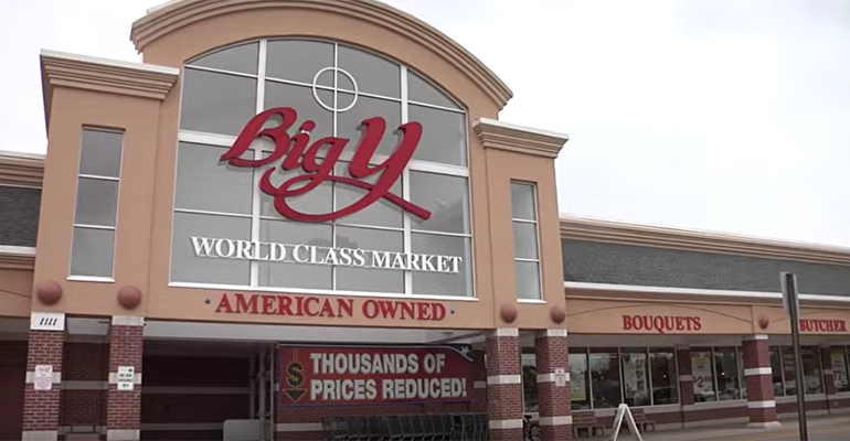 Big Y Foods supermarket-Walpole MA