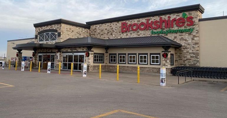 Brookshire's Food & Pharmacy store-exterior
