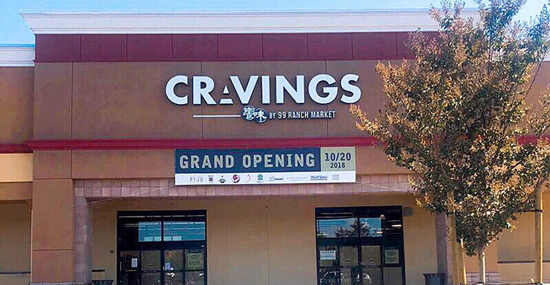 99 Ranch Markets New Cravings Format Indulges Customers