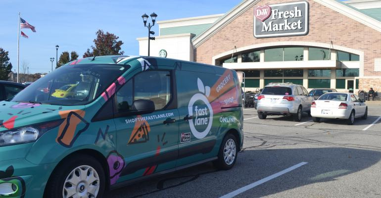 SpartanNash keeps shoppers top of mind in online grocery