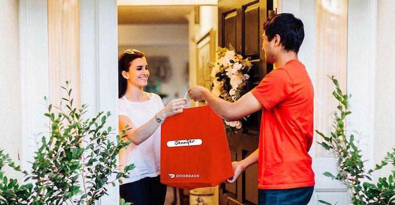 DoorDash-online grocery delivery-Dasher