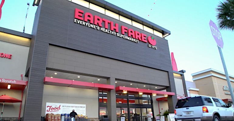 Earth Fare store-Ocala FL