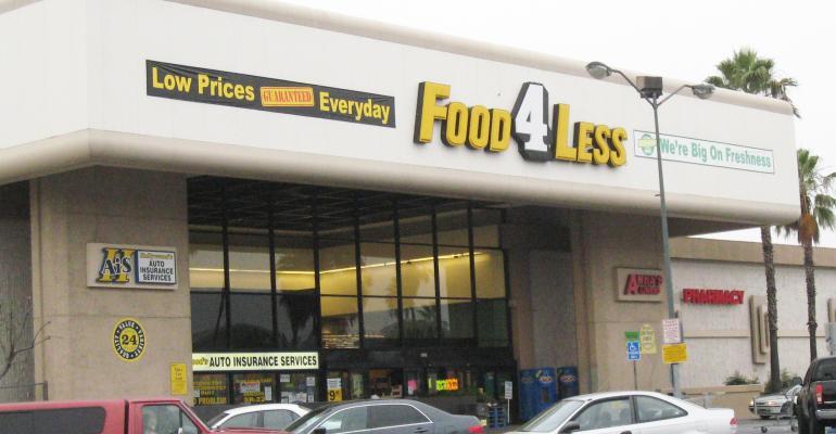 Food4Less vice president merchandising