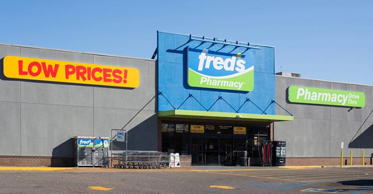 fred s to buy 865 drugstores in merger divestment supermarket news