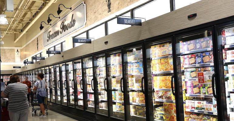 Frozen food dept-ShopRite-Lake Ronkonkoma NY